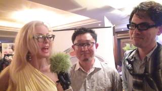 Factory 900 Eyewear at Secret Room Events Style Lounge Emmys 2014 Thumbnail
