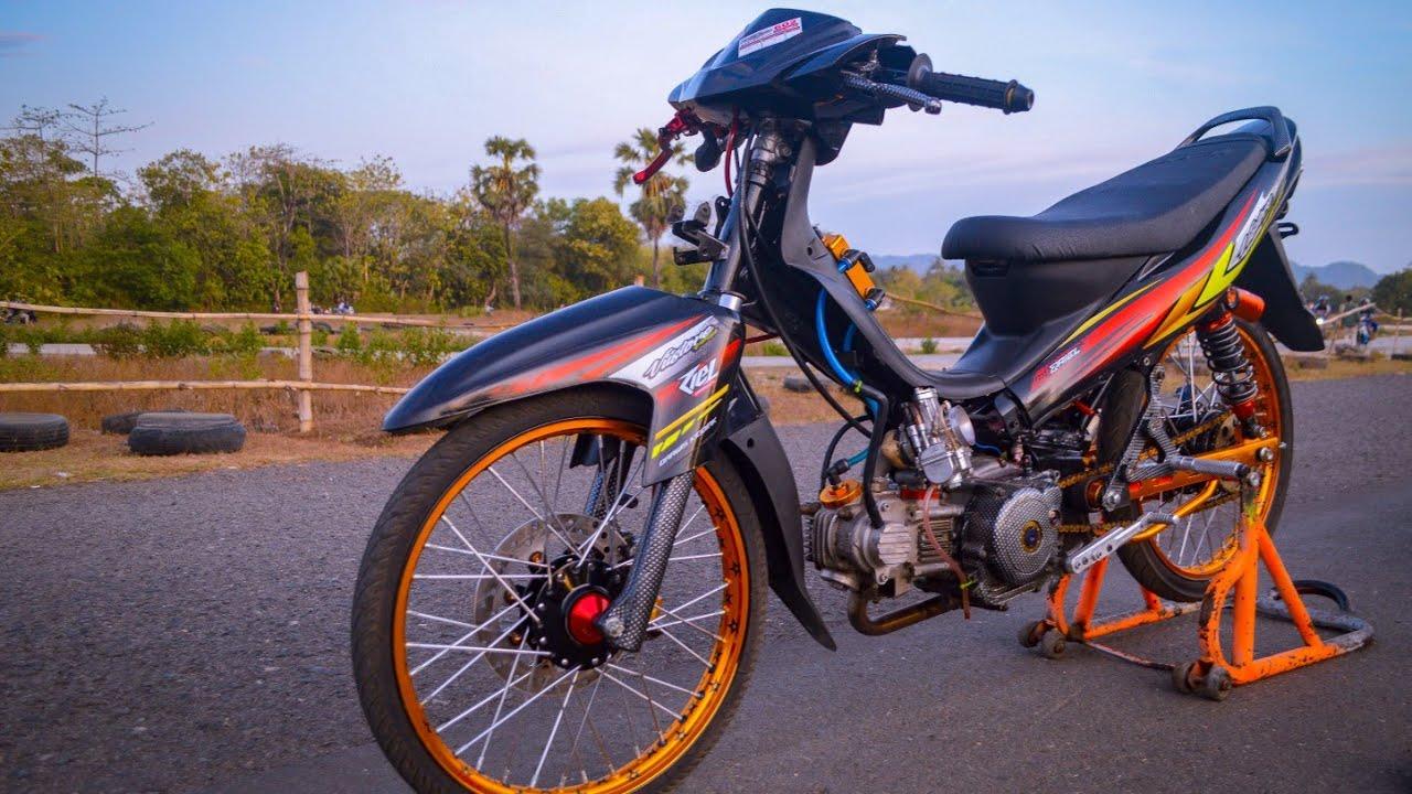 Modifikasi Yamaha Jupiter Z Z 1 Inspirasi By Danny Haris