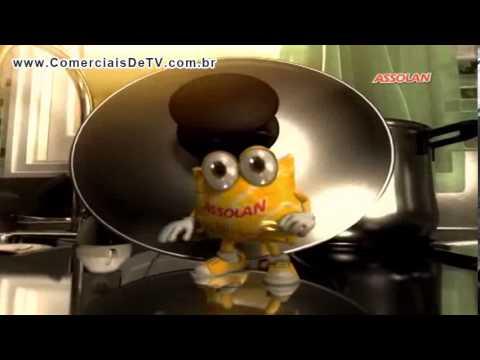 Assolan - Pega Eu, Leva Eu! - Comercial de TV