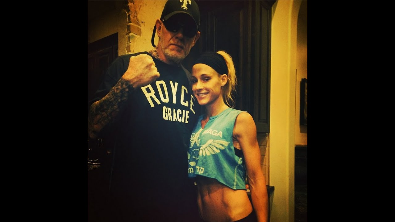 UNDERTAKER AND MICHELL...