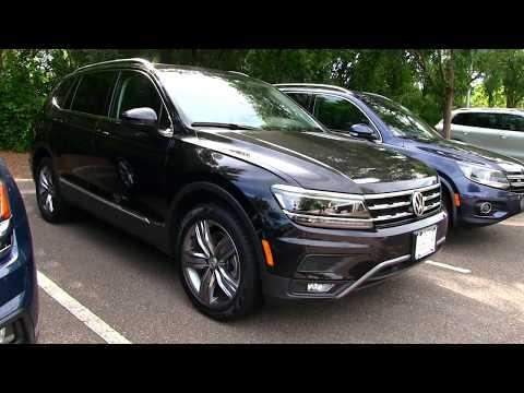 2018 VW Tiguan SEL Premium @ Low Country VW - Mount Pleasant, SC