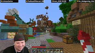 6/23/2020 - Hermitcraft 7 Action! The Minecraft 1.16 Nether Update is here! (Stream Replay)