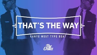 "FREE Kanye West T.L.O.P Type Beat 2016 ""That"