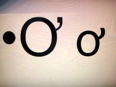 29 chữ cái tiếng Việt - 越南話音標