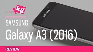 Samsung Galaxy A3 (2016) Review [4K]