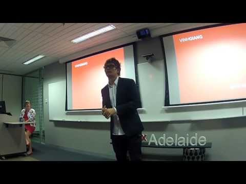 Enter the world of magic: Vinh Giang at TEDxAdelaideChange ...