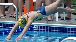 Swim Meet Kick-Off | Brennan & Katie say Goodnight | The Blueberry Hog | Flippin