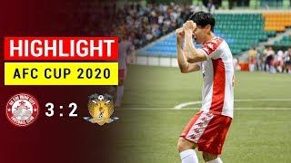 Highlight | Ho Chi Minh FC 3 - 2 Hougang United FC | Công Phượng tiếp tục tỏa sáng ở AFC Cup 2020