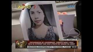 Pagnanakaw ng kasambahay, nabisto nang i-post niya sa internet ang mga litrato ng nakaw na gamit