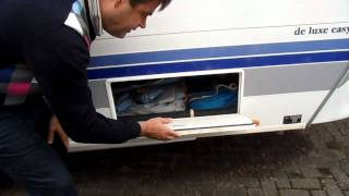 Hobby De Luxe 540 UL bij Meerbeek Carravans & Campers.MP4