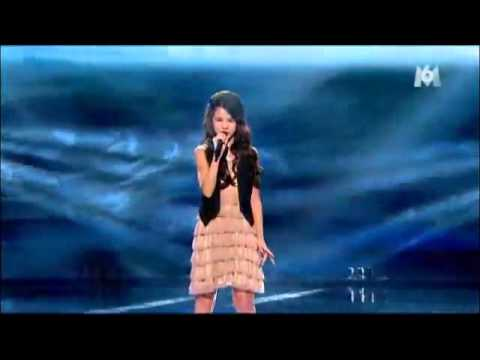 Rolling in the Deep   Marina beim Supertalent