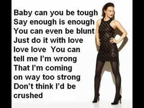 hilary duff-with love lyrics