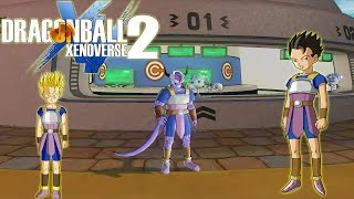 How to Get CABBA's Clothes! PQ 102 UNIVERSE 6 in a Fix [ULTIMATE FINISH] Dragon Ball Xenoverse 2