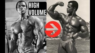 You Aren't Doing High Volume Training Correctly (#1 Mistake)