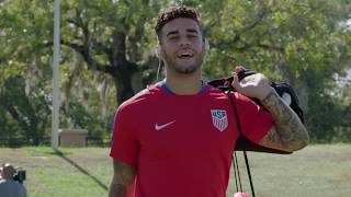 PREVIEW: U.S. MNT Ready for Martinique Test