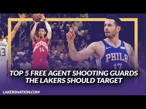 Lakers Free Agency: Top 5 Free Agent Shooting Guards the Lakers Should Target