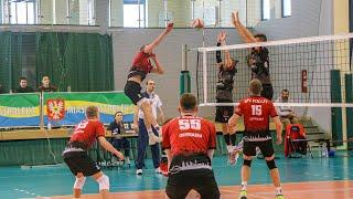 SPS Volley Ostrołęka - KPS II Siedlce
