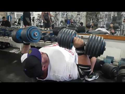 BIGBoyz 95kg Dumbbells Olympia Gym, South Melbourne