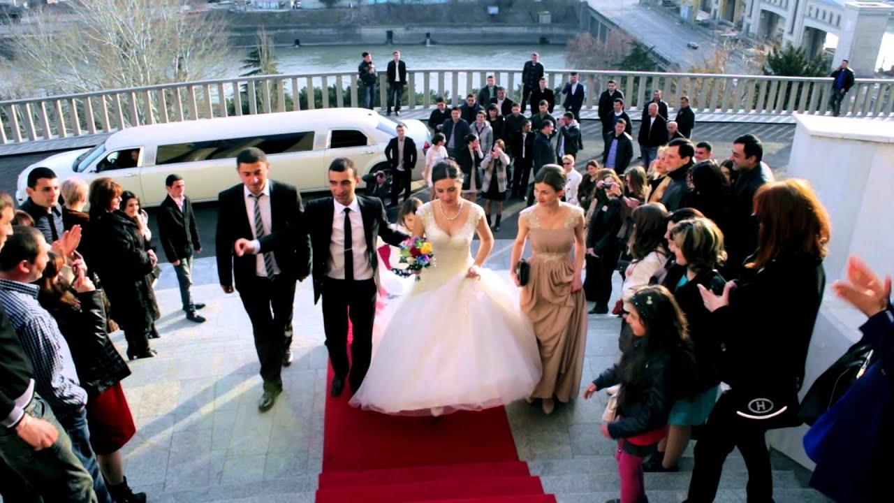მეფური ქორწილი ანა და ნიკოლოზი 2014წ Anna and Nickoloz wedding clip 3D 2014