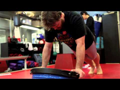 Promotional Video for Fight Fit Gym in Seoul, Korea