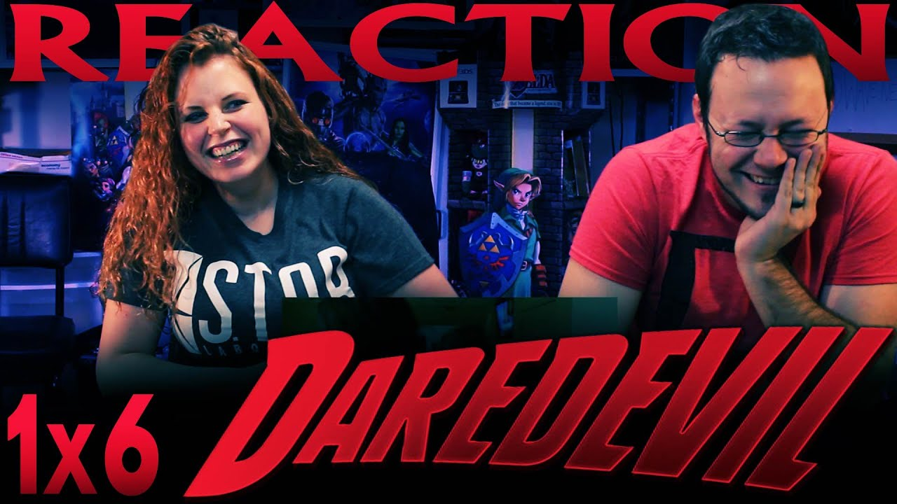"""Download DareDevil 1x6 REACTION!!! """"Condemned"""""""