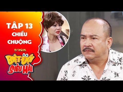 Biệt đội vô cùng hài | Tập 13 - Tiểu phẩm: Bất ngờ với lý do Lê Giang bị Hoàng Sơn đối xử tệ!