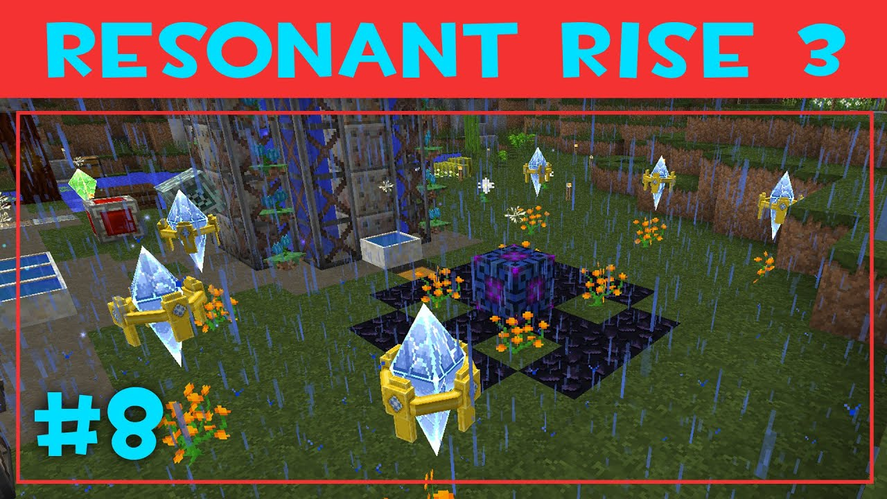 how to add optifine to resonant rise 3