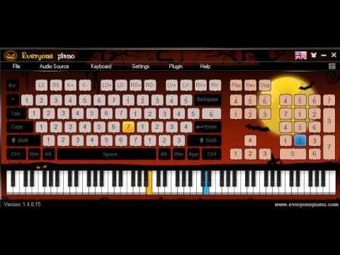 Everyone Piano Kiss The Rain Dasman Youtube