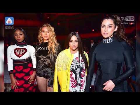 卡妹单飞势头猛!Fifth Harmony将解散!