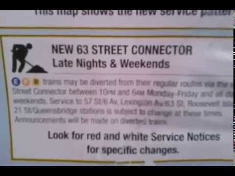 My New Old July 2001 Mta Map Youtube