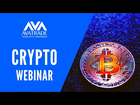 Cryptocurrency Webinar  From basics to live market strategies 11/11/19