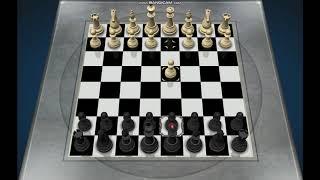 Chess Titans.  Level 1
