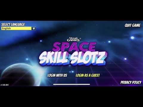 Vegas Games Inc Space Skill Slotz