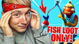 ALLEEN met FISHING LOOT een potje winnen!?