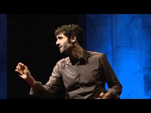 TEDxPortland 2012 - Aithan Shapira, PhD - We Are All Cubist