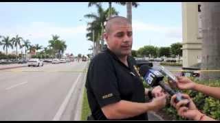 Muere ciclista atropellado por autobus en Hialeah