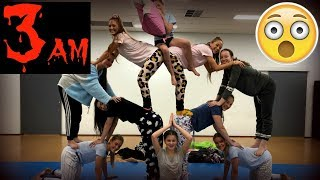 Download DON'T DO ACRO GYMNASTICS AT 3AM! Mp3 and Videos