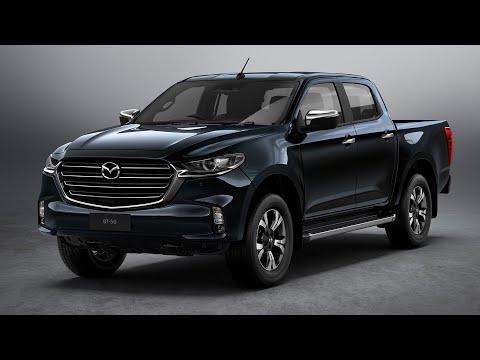 2021 Mazda BT 50 4x4 Pickup Truck – Exterior and Interior