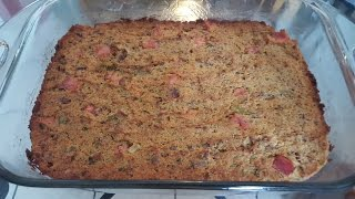 How To Make Cornbread Stuffing From Scratch