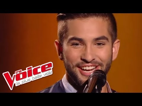 Amel Bent – Ma philosophie  Kendji Girac  The Voice France 2014  Prime 1