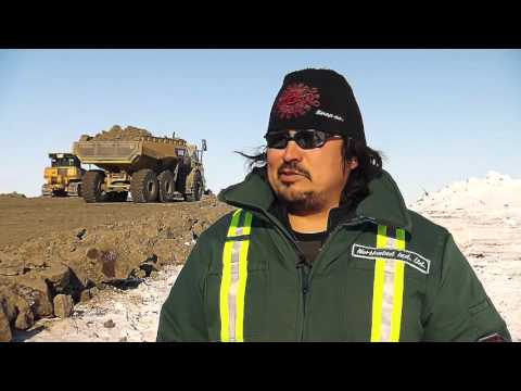 Tuktoyaktuk's Road to Resources