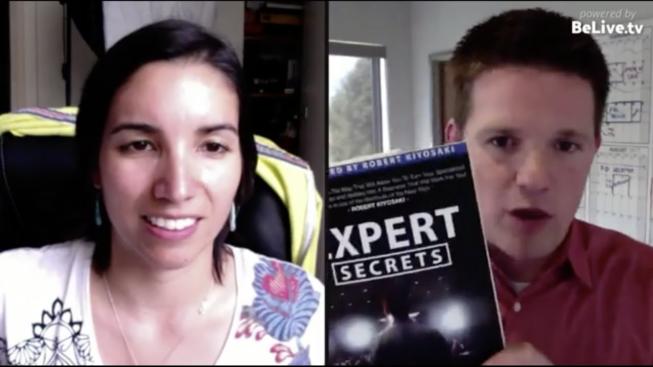 INTERVIEW WITH RUSSELL BRUNSON | EXPERT SECRETS