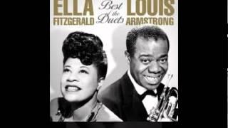 Ella Fitzgerald & Louis Armstrong -- I