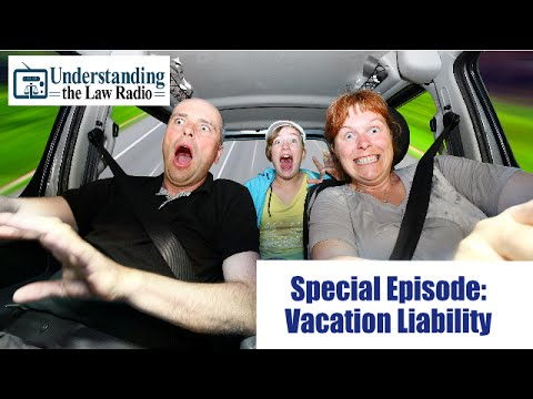 Vacation Liability 07/06/15 LIVE | UTLRadio.com