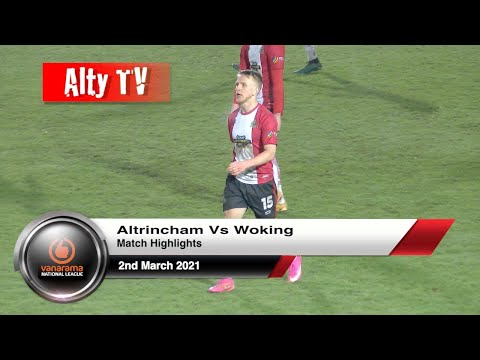 Altrincham Woking Goals And Highlights
