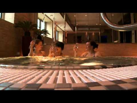 Spa and leisure at Ellenborough Park, Cheltenham