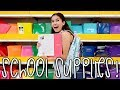 Back to School with Jazzy!! + Supply Haul