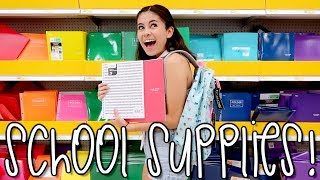Back to School with Jazzy!! + Supply Haul  |  Jazzy Anne