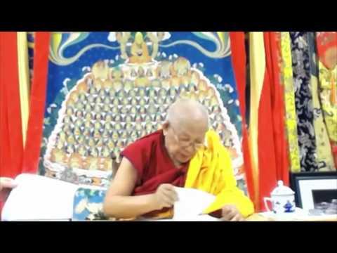 35 Aryadeva's 400 Stanzas with Geshe Yeshe Thabkhe Verses 259-265 08-24-16