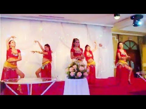 Múa Ấn Độ Nhà Hàng Tiệc Cưới... CLB Bước Nhảy Sinh Viên (TP.Huế)